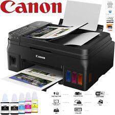 Canon PIXMA G4511 MegaTank Wifi EcoTank impresora por inyección de tinta, Sellado Canon GI-590 Tintas