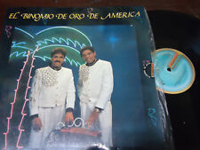 BINOMIO DE ORO - El Binomio de Oro de America LP VENEZUELA 1992 VALLENATO CUMBIA