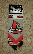 collegiate bandana louisville cardinals for pets pup ralley FREE SHIPPING!!!