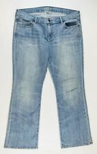 Old Navy Women's Jeans Size 14 Short The Diva Boot Cut Stretch Light Wash