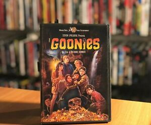 I GOONIES (1985) Spielberg Donner Cult WARNER HOME VIDEO - DVD COME NUOVO