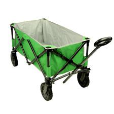 Carretto a mano XL Carrello da spiaggia BTG 75 kg stabile comfort maniglia