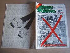 GUERIN SPORTIVO=N°20 (237) 1979 ANNO LXVII=POSTER GIGANTE MILAN+ADESIVO MILAN