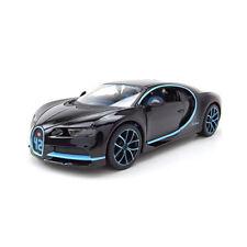 "Maisto 31514 Bugatti Chiron ""42"" schwarz Maßstab 1:24 Modellauto NEU! °"