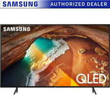 "Samsung QN75Q60RA 75"" Q60 QLED Smart 4K UHD TV (2019 Model) QN75Q60RAFXZA"