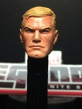 MARVEL LEGENDS PAINTED/FITTED COMIC STEVE ROGERS (CAP.AMERICA) 1:12 HEAD CAST