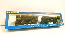 Bachmann HO Train Rio Grande 2-6-2 Powered Steam Locomotive w/ Tender NEW