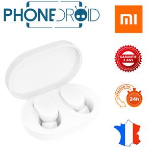 Écouteurs Xiaomi Mi True Wireless Earbuds, neufs, Stock en France