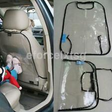1pc Ideal Car Seat Back Rear Protector Clear PVC Anti Stain Mud Cover Mat Pad CA