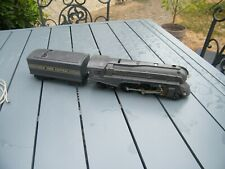 LIONEL   -  Locomotive vapeur NEW YORK CENTRAL  en O