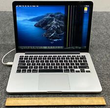 Apple MacBook Pro 13 A1502 MGX92LL/A 2014 Laptop i5-4308U, 16GB RAM, 128GB SSD