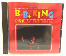 BB King - Live at the Regal Sealed CD