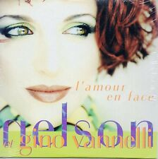 ★☆★ CD SINGLE NELSON & Gino VANELLI L'amour en face 3-track CARD SLEEVE NEW ★☆★