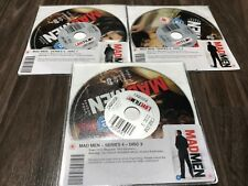Mad Men - Series 4 - Complete (DVD, 2011) DISKS ONLY