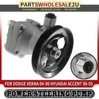 OEM Brand New Power Steering Pump for 08-12 Hyundai Veracruz 3.8L 57100-3J010
