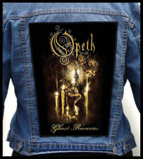 OPETH - Ghost Reveries  --- Huge Jacket Back Patch Backpatch