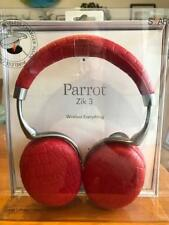 Parrot Zik 3 noise cancelling headphones with wireless charger
