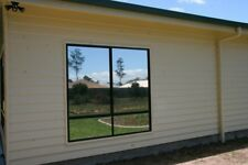 "30"" x25' Home Window Tint Silver Titanium High Performance 2ply 05% univisio"