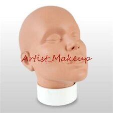 Mehron Makeup Artist Face Painting Unisex Practice Head