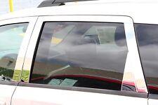 DODGE JOURNEY SUV 2009 - 2014 TFP CHROME STAINLESS STEEL PILLAR POST COVER SET