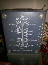 New listing Hp Hewlett Packard 9100-0162 Power Transformer 175 Huge Amp Stereo Audio Guitar