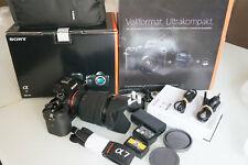 Sony Alpha ILCE-7K 24.3 MP Digitalkamera - Schwarz (Kit m/ FE 28-70mm f/3.5-5.6