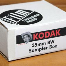 35mm BW KODAK FILM SAMPLER BOX (5 ROLLS)