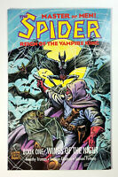 """SPIDER """"REIGN OF THE VAMPIRE KING"""" Book 1 (1992) Eclipse Comics - Softcover"""