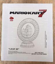 Mario Kart Trophy 7 - Leaf M - Brand New in Box - Club Nintendo