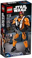 LEGO 75115 Star Wars Poe Dameron h 24.5 cm costruzioni nuovo disney giochi