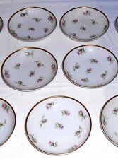"5 EDELSTEIN BAVARIA Darlington 'Moss Rose'  5 1/2"" Dessert Bowls - Excellent"