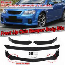 For Holden Commodore UTE Coupe Monaro VF VS Front Bumper Lip Spoiler Splitter AU