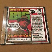Tapemasters Inc Presents The Notorious BIG Collabos Biggie NYC Mixtape Mix CD