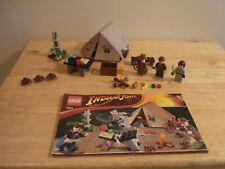 Lego 7624 Indiana Jones: Jungle Duel. Kingdom of the Crystal Skull.