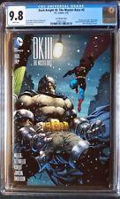 Dark Knight III Master Race (2015) #2 Lee Variant CGC 9.8 1:500