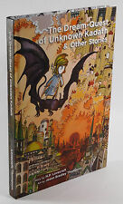 Dream Quest of Unknown Kadath, Hardcover Edition, H.P. Lovecraft, Mock Man, 2011