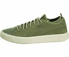 Puma Mens 366987 03 Low Top Lace Up Fashion Sneakers, Capulet Olive, Size 8.0