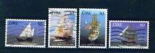 IRELAND - 1998 Tall Ships Race Self Adhesive Set of 4 Used