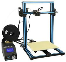 Creality CR-10(S) 3D Printer (Blue) UK STOCK Build Area: 300x300x400mm