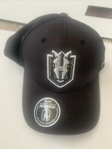 Zephyr Henderson Silver Knights Cap/Hat, Fitted 7 3/4 New 🔥🙏