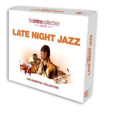 Various Artists : Late Night Jazz CD (2009) ***NEW***