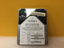 """Seagate Fast ATA2 ST5540A (PN 9C2002-031) 540 MB, ATA / IDE, 3.5"""" Hard Drive"""