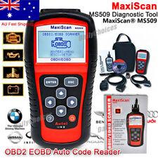 Car Auto OBD2 OBDII EOBD Diagnostic Scanner Engine Fault Code Reader Scan Tool ^