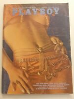 Vintage Playboy Magazine February 1971 Centerfold Intact Willy Rey