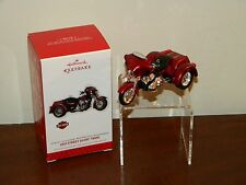 2011 Street Glide Trike 15th Harley-Davidson Motorcycle Hallmark Ornament w/ Box