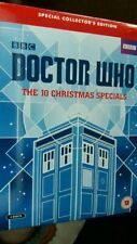 More details for doctor who - the 10 christmas specials (limited edition) [dvd] with xmas cards
