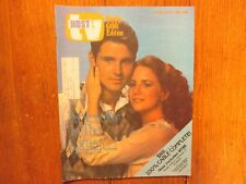 Oct. 24-1981 Pa. TV Host Mag(MELISSA GILBERT/CYRIL O'REILLY/SPENDOR IN THE GRASS