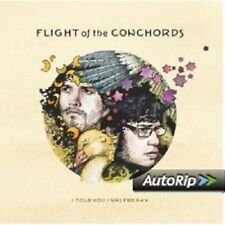 Flight Of The Conchords - I Told You I Was Freaky  CD NEW+
