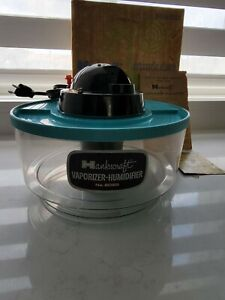 Hankscraft Gerber Vaporizer Humidifier Vintage model 202d Automatic Steam Works