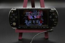 JUNK SONY PSP 2000 Console Piano Black Handheld System English Import From Japan